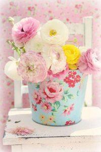 Fondo para whatsapp com flores