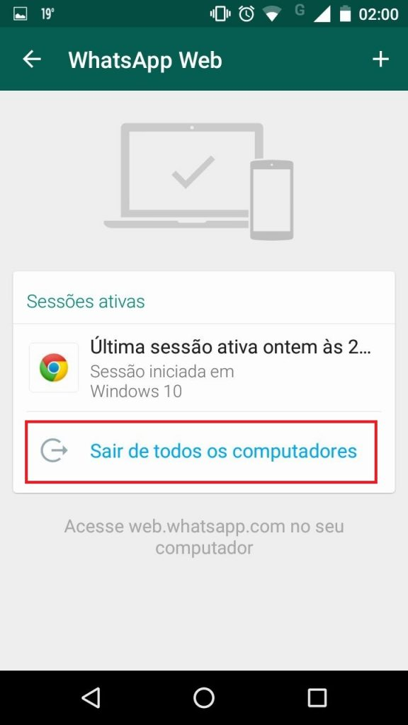 Como instalar o WhatsApp no computador Windows ou Mac OS