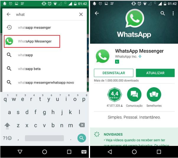 atualizar-whatsapp