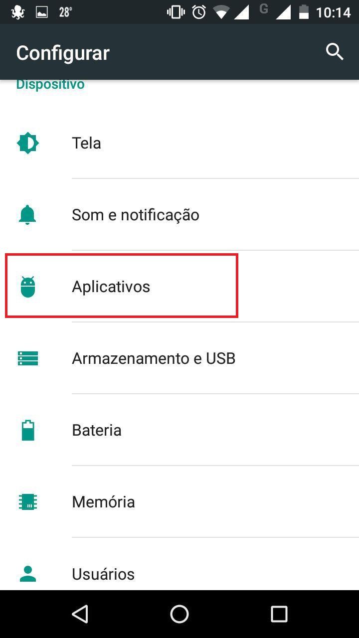 desinstalar WhatsApp 1