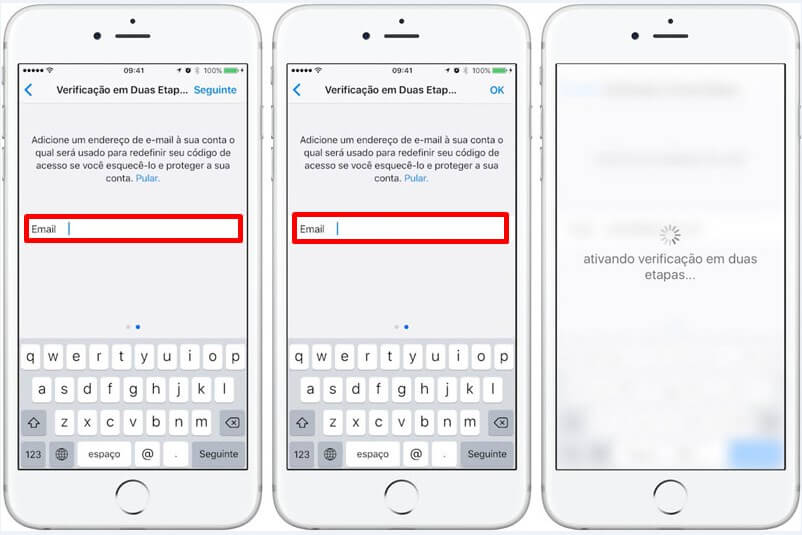 seguridade whatsapp para iphone 2