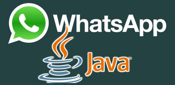 Whatsapp Java
