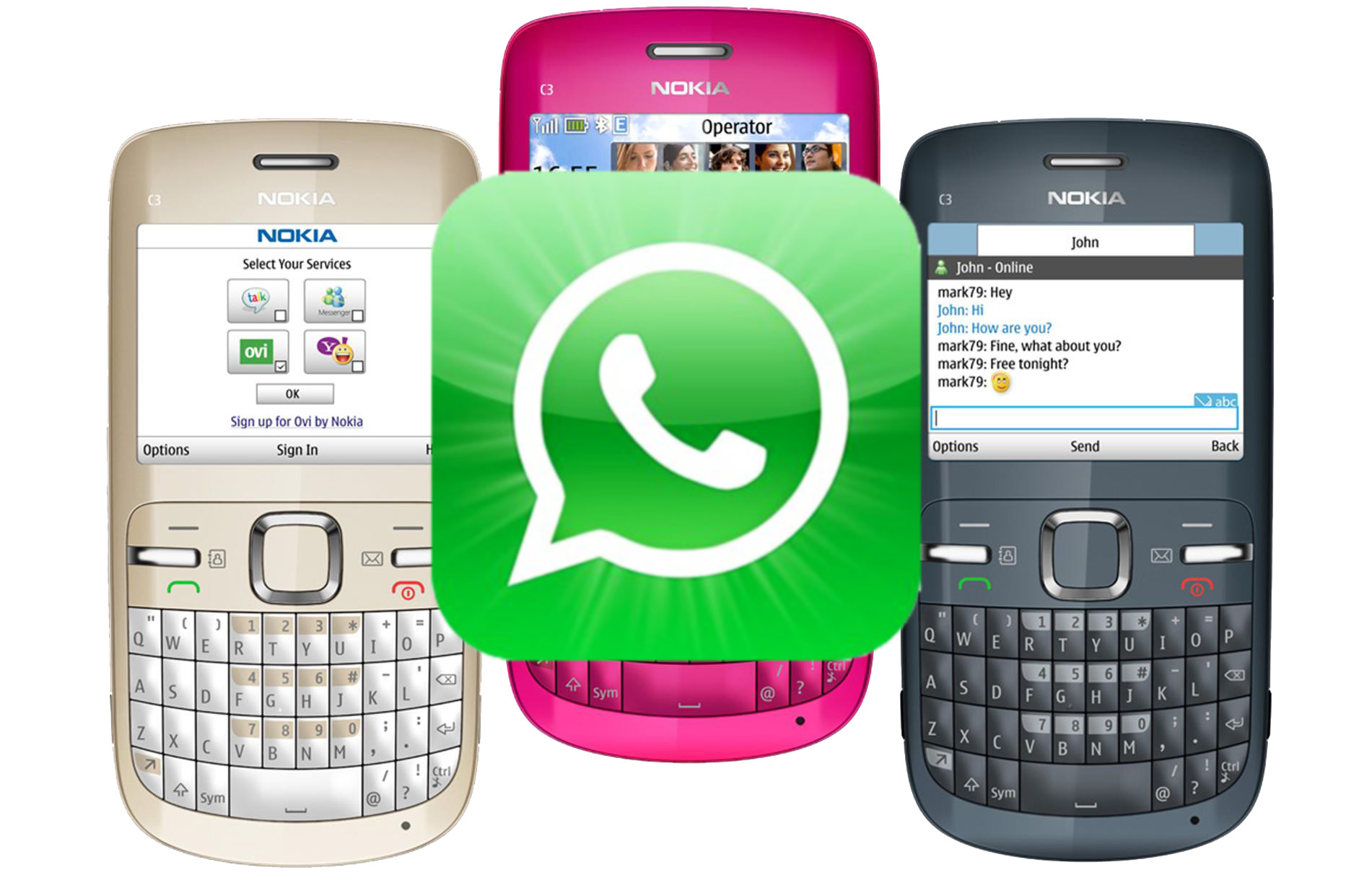 WhatsApp para Nokia
