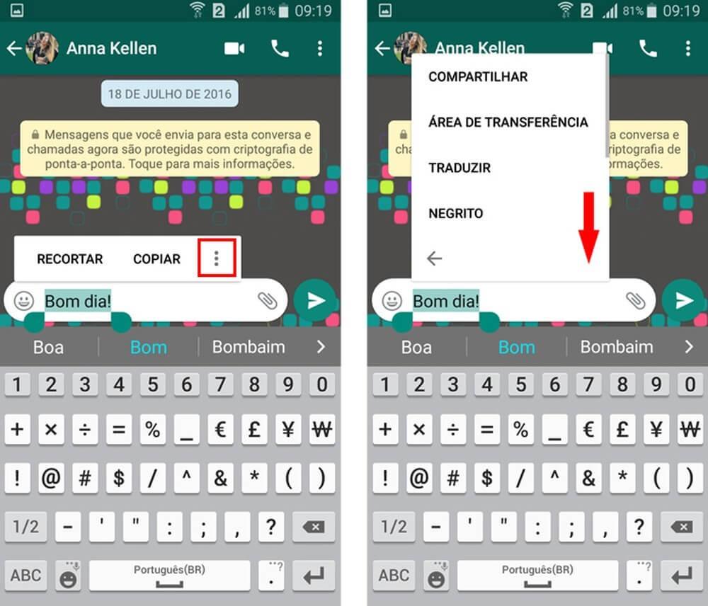 Beta do WhatsApp Ganha Recursos de Tradução e Formatação