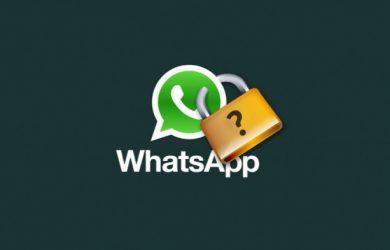 criptografia ponta a ponta whatsapp