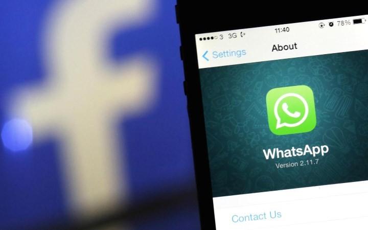 WhatsApp e Facebook compartilham dados de usuarios