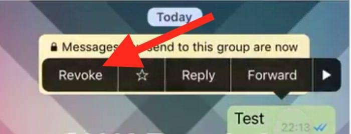 WhatsApp dará dois minutos para usuário se arrepender e 'cancelar' mensagem