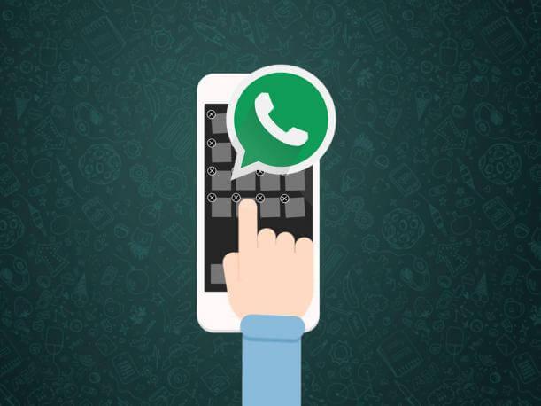 como fazer para desativar o whatsapp