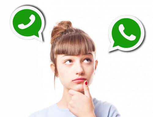 Como usar o whatsApp em dois smartphones diferentes