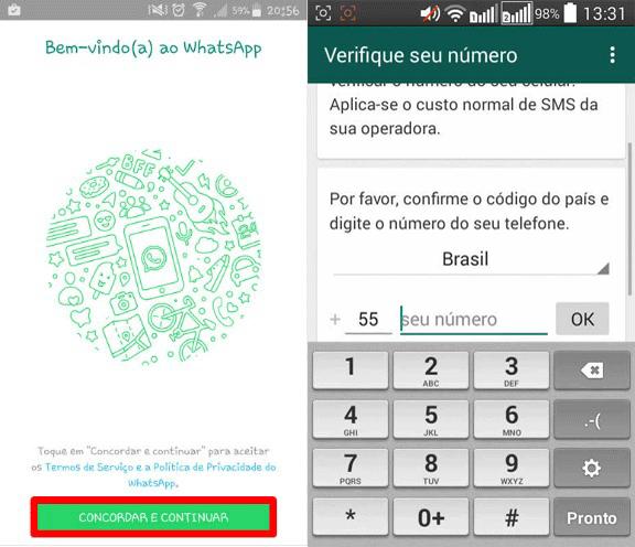instalar whatsapp apk