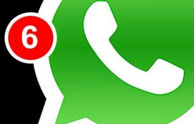 notificações para whatsapp