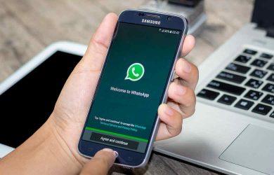 baixar whatsapp para samsung