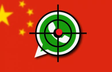 China bloqueia aplicativo WhatsApp
