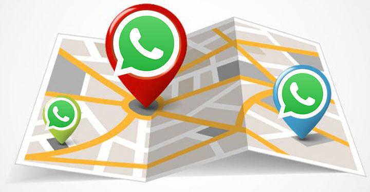 Como desativar a localização em tempo real do WhatsApp
